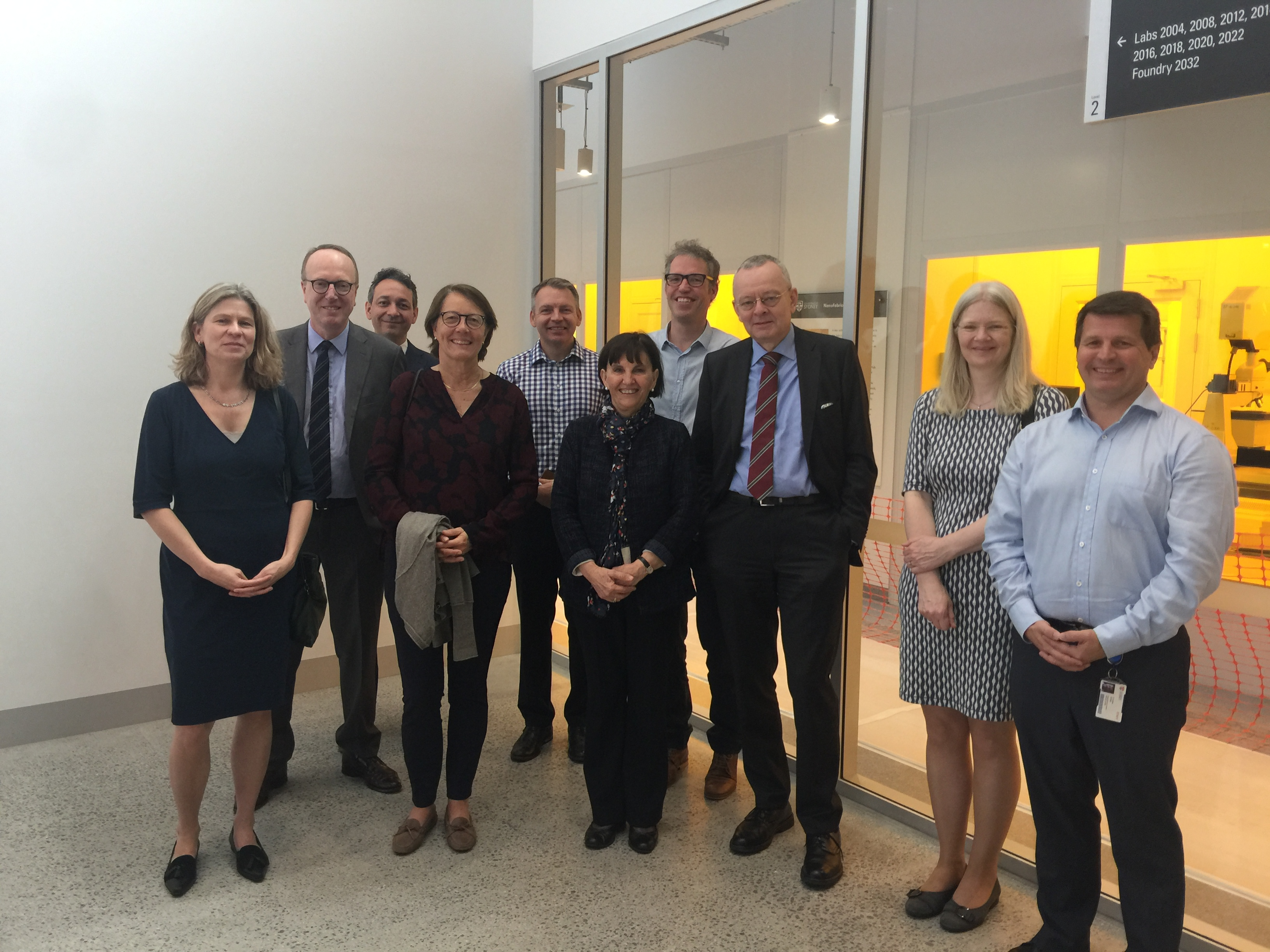 Utrecht University partners with Sydney University